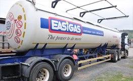 LPGas is a clean-burning fuel.